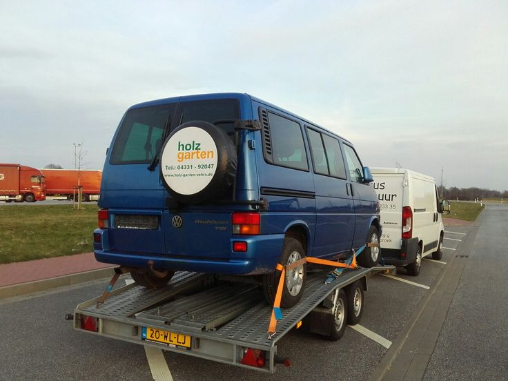 Transport after buying the van
