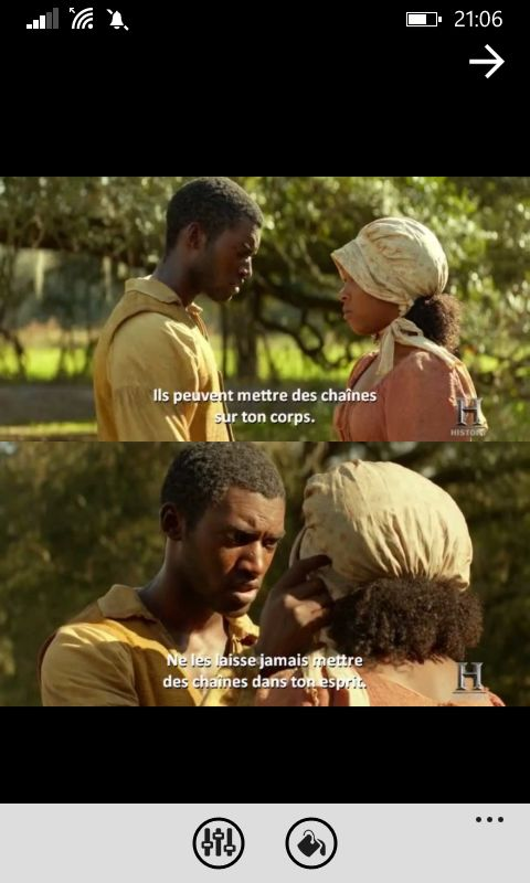 roots (2016) kunta & kizzy