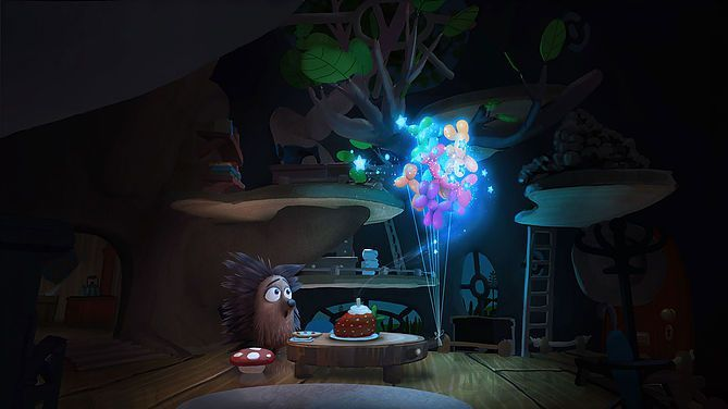 Oculus' VR film 'Henry' is awarded an Emmy