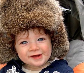 Russian child