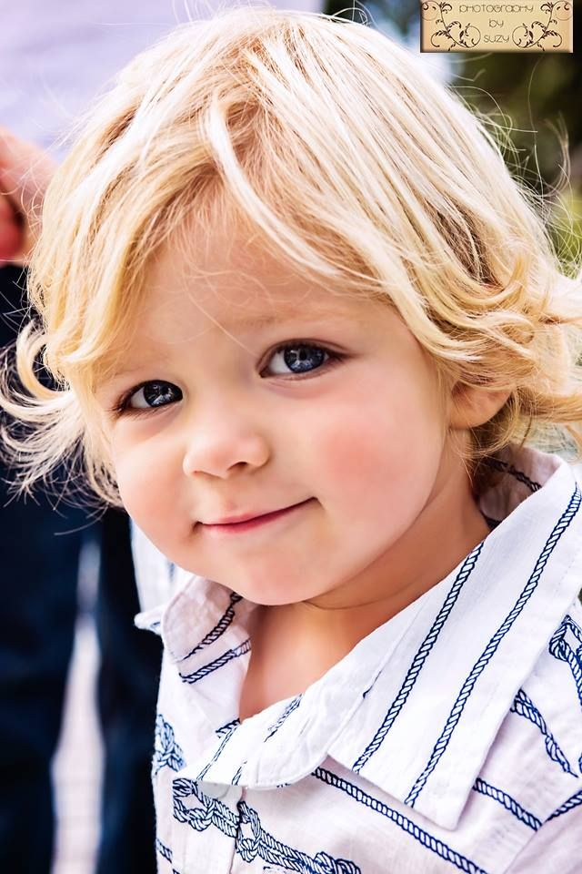 Handsome little guy! ✿⊱╮