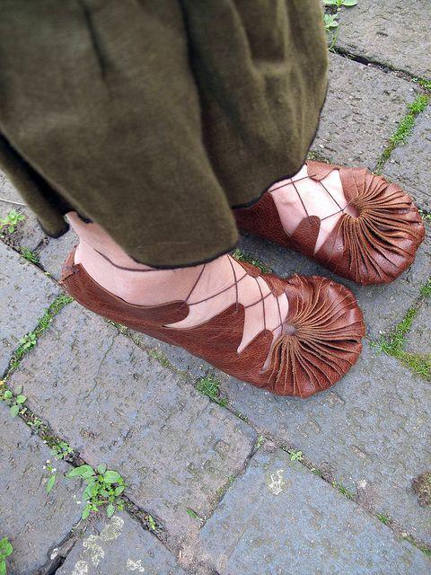 Viking Shoes!