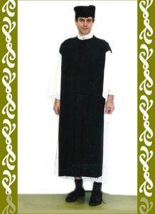 kostým farář, půjčovna Ladana