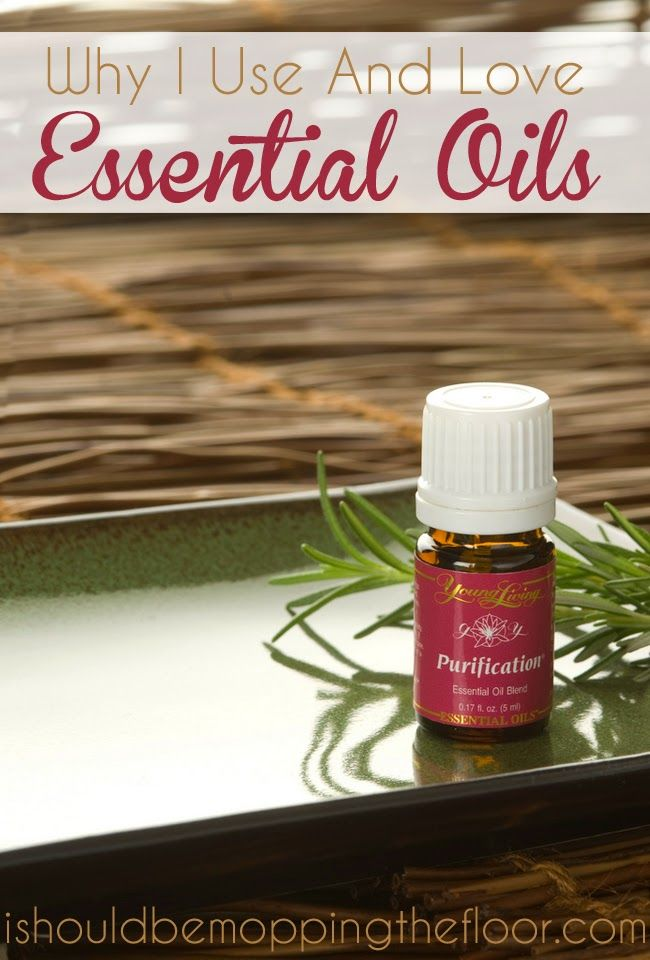 Why I Love Essential Oils | A simple guide to starting with essential oils.
