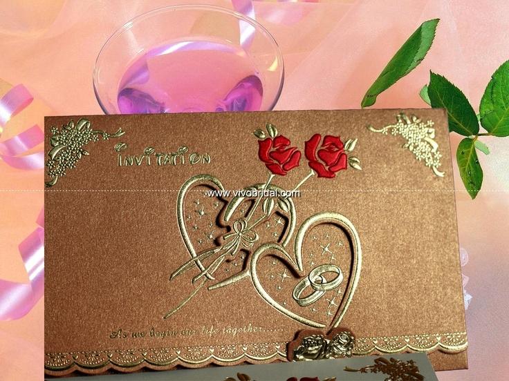 Vivo Bridal - Invitation Card IC-0016
