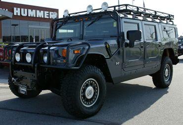 Lynch Hummer, Hummer Headquarters.