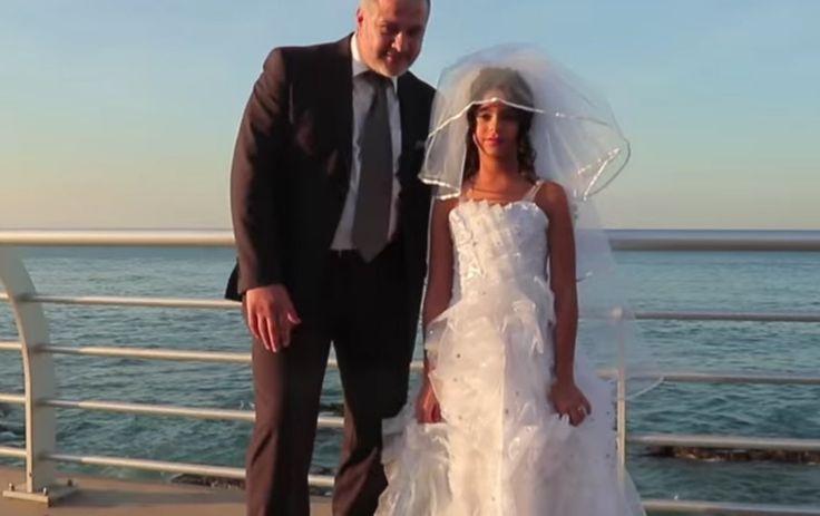 Para llamar la atención sobre los matrimonios infantiles en el Líbano, una organización llamada Kafa decidió llevar a las calles un experimento social que despertó la indignación de los transeúntes…