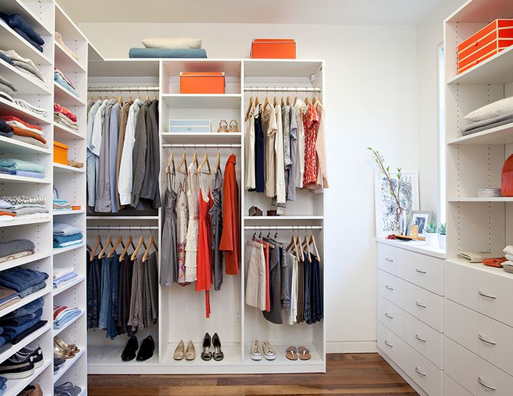395 best closet images on Pinterest Dream closets, Dressing room - begehbarer kleiderschrank modular system