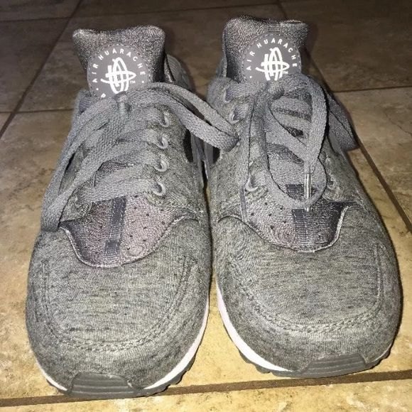 Men's Nike ID Tech Fleece Sneakers CUSTOMIZED This is a listing of Men's Nike ID Tech Fleece Huarache Sneakers. Worn only a few times. STILL LIKE NEW. Feel free to contact me with any questions. Thanks for looking! (NO TRADES. OPEN TO ANY OFFERS--Please use the offer button.) Nike Shoes Athletic Shoes