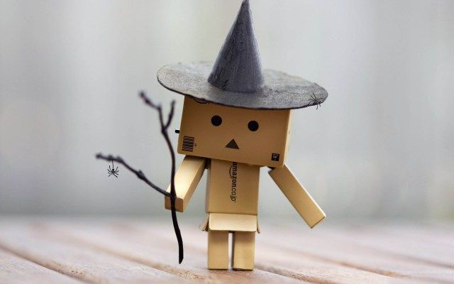 If Danbo Becomes A Witch