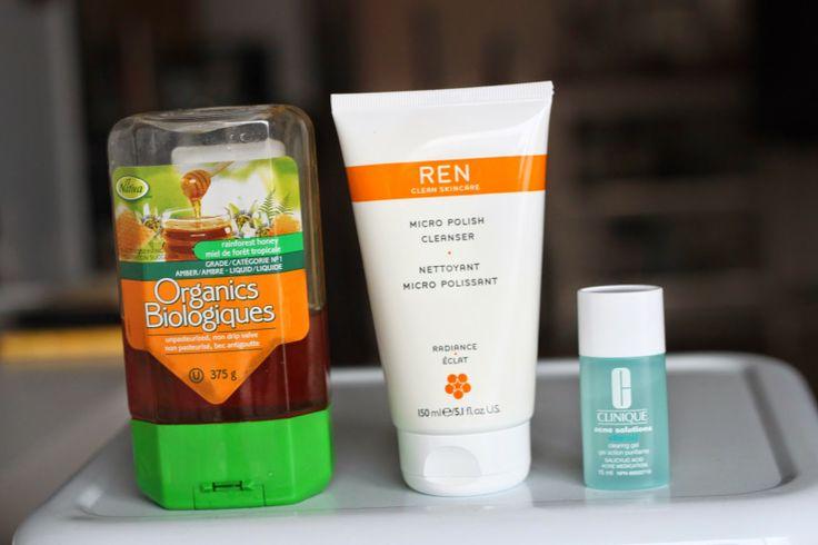 The Skin Fight: Honey, Beads, Acid