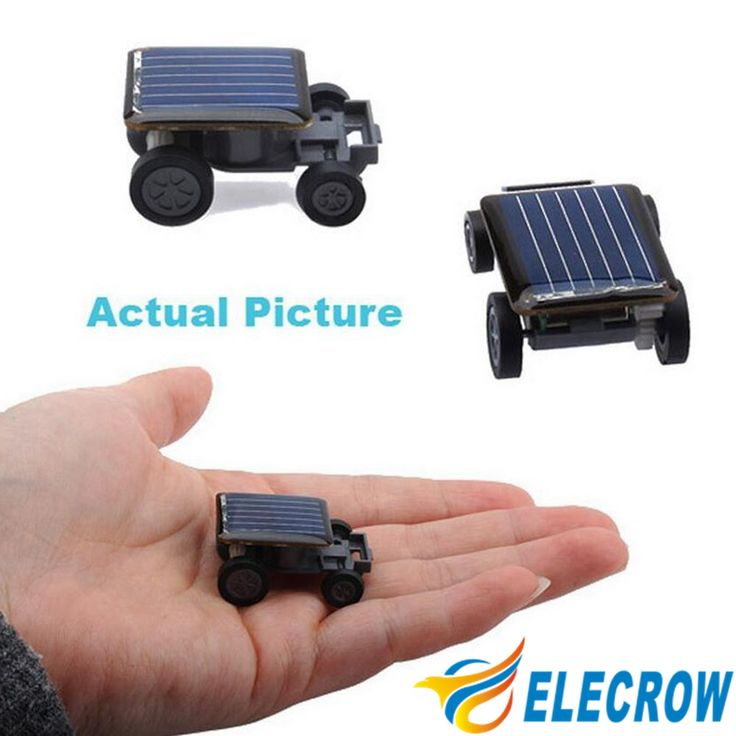 high quality mini eco friendly worlds smallest solar power car educational solar car for kid