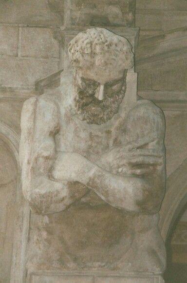 Man in Milan Italy