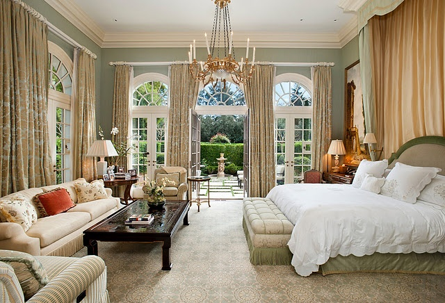 A Grand Bedroom for the Queen of the House