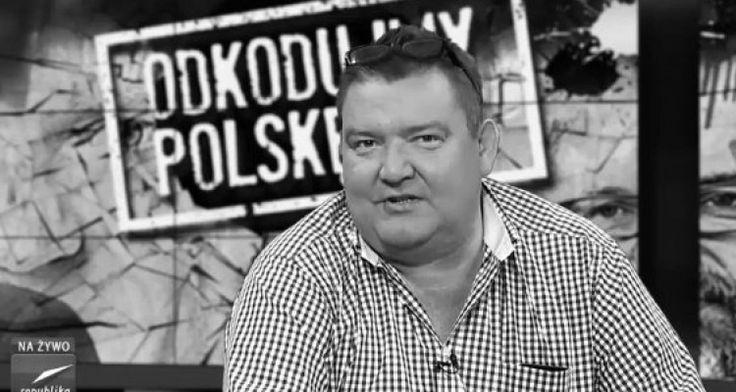 Dziś rano zmarł nasz redakcyjny kolega, dziennikarz sportowy, prowadzący program 'Bul Głowy', Paweł Zarzeczny.