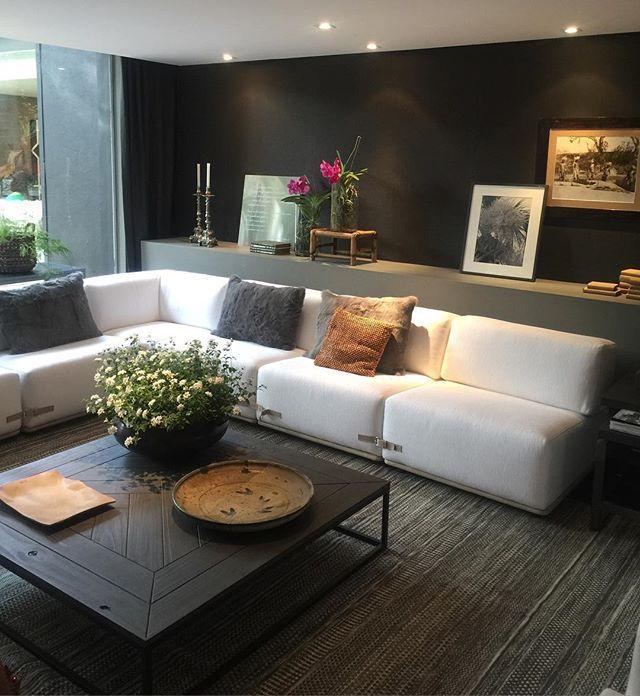 1000 ideias sobre sof escuro no pinterest espelho for Sofa que se transforma em beliche