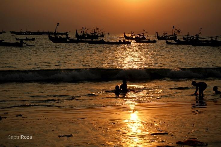 Sunset at Kedonganan
