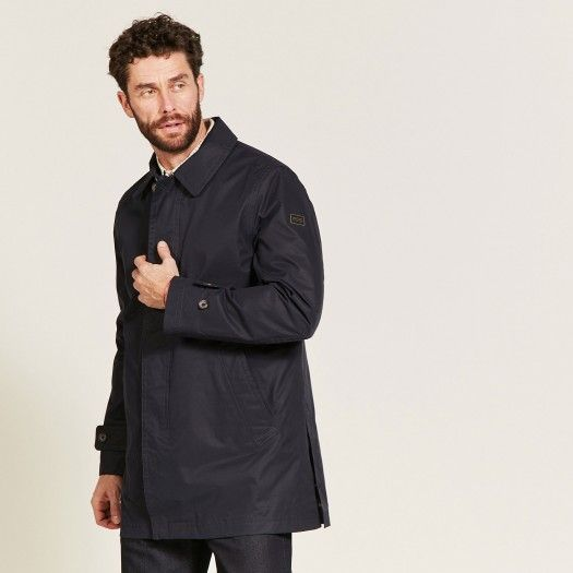 gilet impermeable midnight raincoat homme - aigle 1