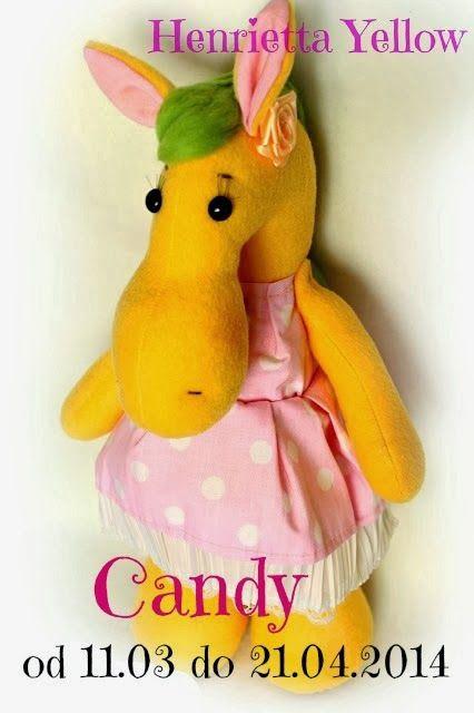 Pod numerem czwartym... : Zapraszam na Candy!