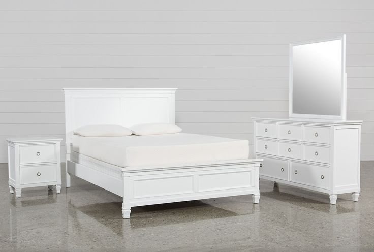 Albany Queen 4 Piece Bedroom Set