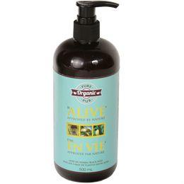 Be Alive Organic African Liquid Black Soap (500ml)
