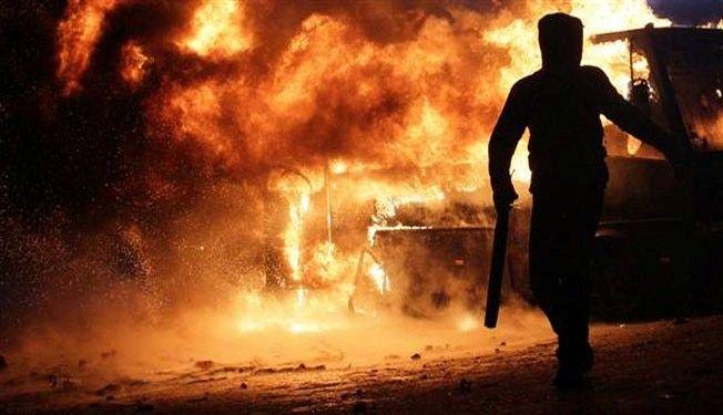 Ukraine - Civil Unrest