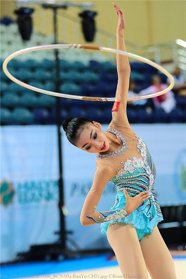 Ran Yu (China), Asian Championships 2017
