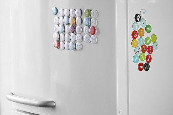 Calendario magnético Dorogaya | Kireei, cosas bellas