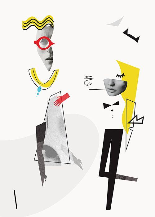 'Fashion' by Magda Pilaczyńska