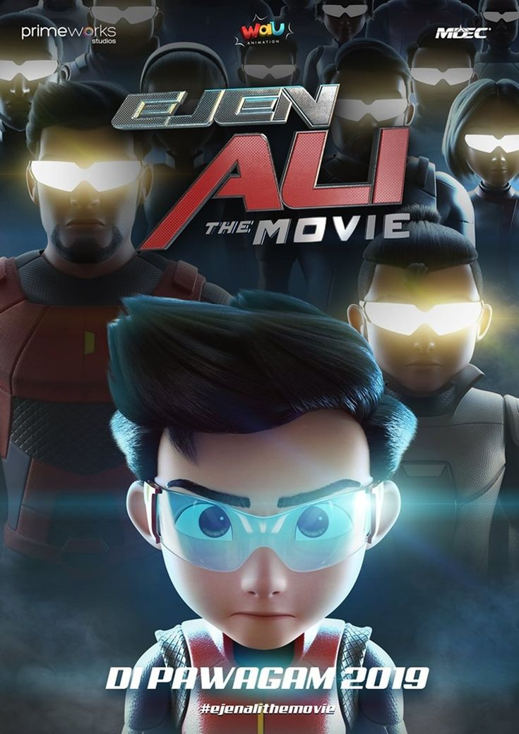 Free Watch Ejen Ali The Movie (2019) Movie Without