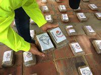 Noticias de Cúcuta: Descubiertos narcos-rollos de plástico rellenos co...