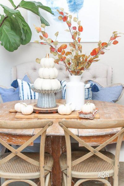 autumn s in the air fall home tour with a blissful nest