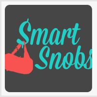 Like #smartsnobs on facebook www.facebook.com/smartsnobs and follow on Pinterest! @Smart Snobs.