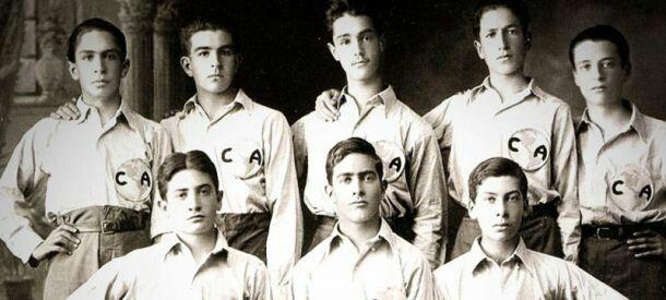 12 de Octubre 1916 Nace el Club América el Equipo mas Importante y el más Grande de México