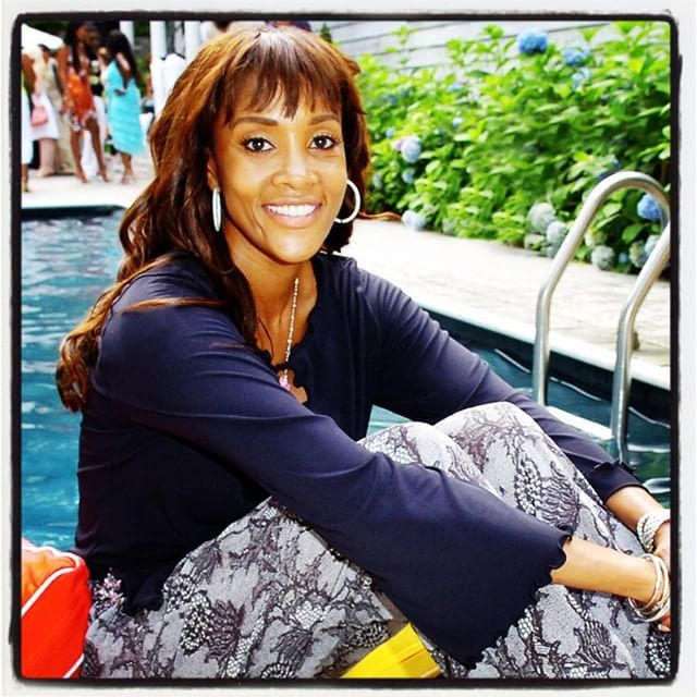 #July30th #2015 - #Happy #Birthday #Viviva #Fox - (born July 30, 1964) - #American #Actress - #Television #Producer - #photo by #theroseweddingsphotography - by Milla Cochran www.theroseweddings.com -  #gettyimages #wireimage #celebrity - #Celebrities - #BirthdayParty of Vivica Fox - hosted by #Star #Jones #Reynolds & #Al #Reynolds in #private #residence - #Hamptons #NY