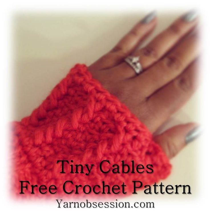 211 Best Crochet Mitaines Images On Pinterest Fingerless Gloves