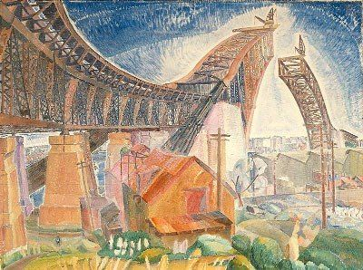 ART and ARCHITECTURE, mainly: Grace Cossington Smith: her early career