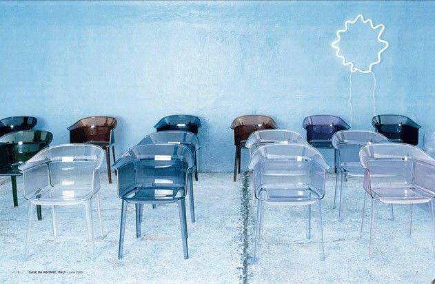 Papyrus chairs by Ronan  Erwan Bouroullec | www.kleynprojectmeubelen.nl