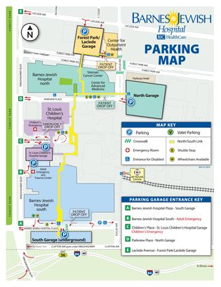 Parking Information   Directions and Maps   Patients & Visitors