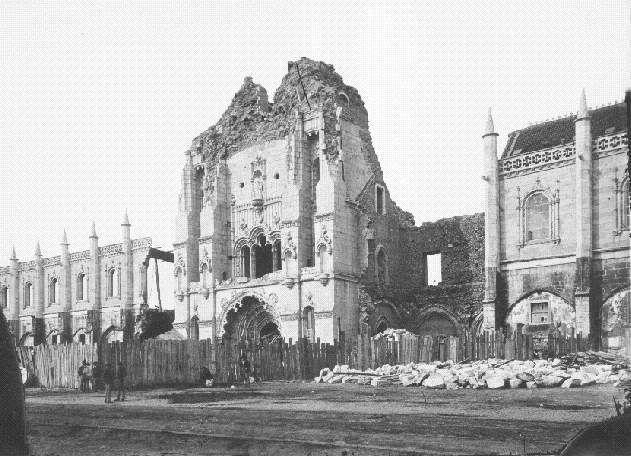Mosteiro dos Jerónimos - 1878