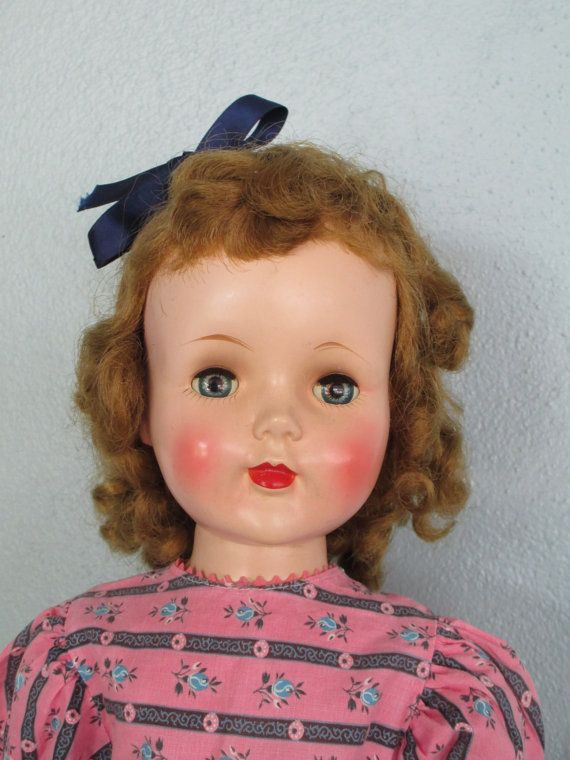 Vintage Doll American Character Sweet Sue 1950s