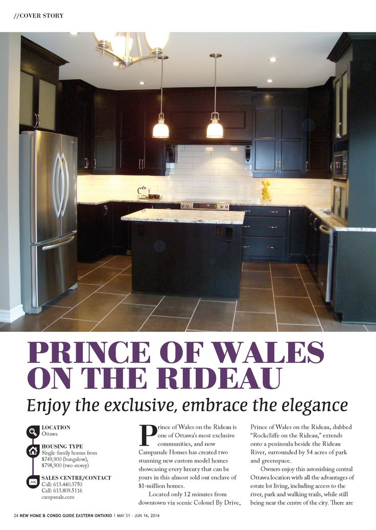 New Home & Condo Guide, Eastern Ontario Edition (Vol. 14, Issue 11), page 2 of 3