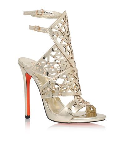 Carvela Kurt Geiger Goose Cut-Out Sandals at harrods.com. Shop designer shoes online & earn reward points.