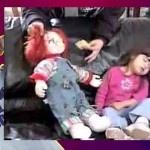 El Escorpión Dorado - Cagones y Chucky | RIETE.TV
