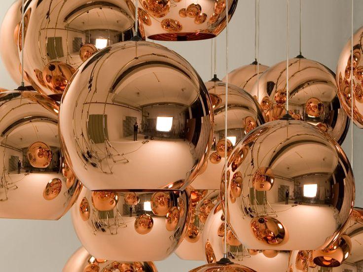 tom dixon copper pendelleuchte eingebung pic der daefccddfdfcacfc copper pendant lights tom dixon