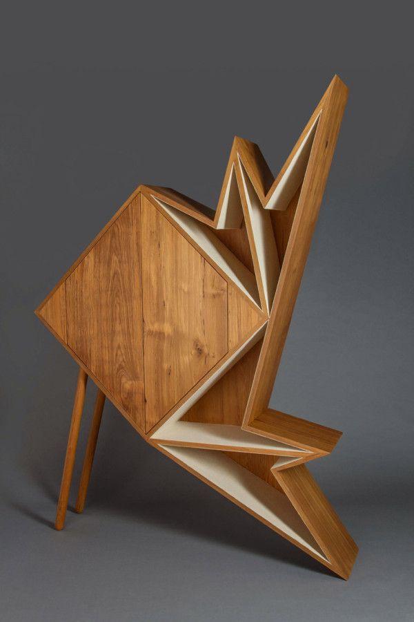 25 Best Ideas About Geometric Furniture On Pinterest