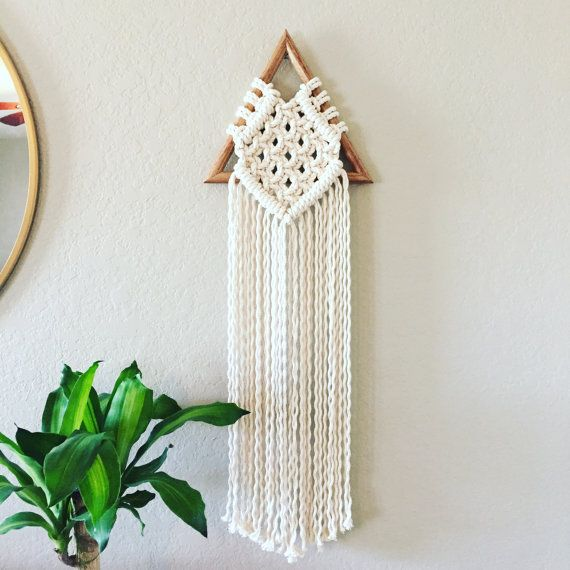 34 Fantastic Diy Home Decor Ideas With Rope: Best 25+ Triangle Wall Ideas On Pinterest