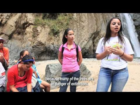 iEARN Tres Bosques Program: Oroville, WA to Jarabacoa, Dominican Republic Exchange