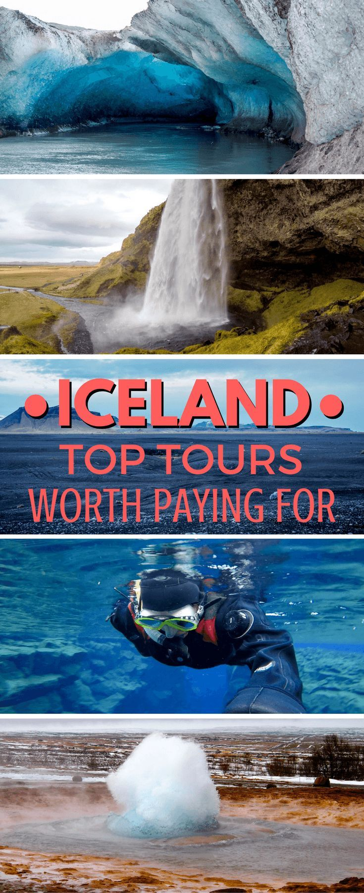 Best Tours Worth Paying for in #Iceland