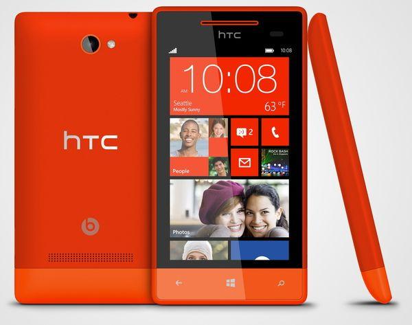 Windows Phone 8S Red <3